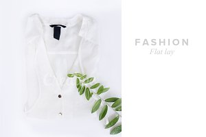 fashion blogger concept