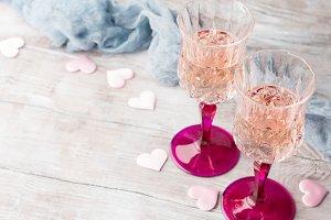 Champagne for celebrating