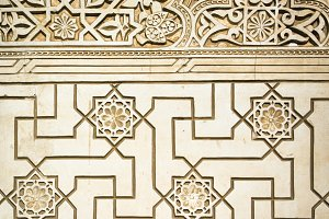 Patterns of the Alhambra I