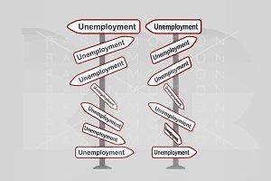 Unemployment signals