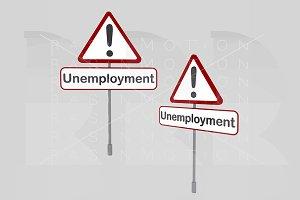 Unemployment signal