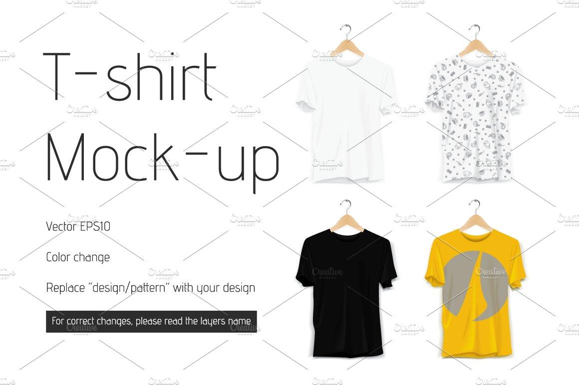 vector t shirt mockup product mockups creative market