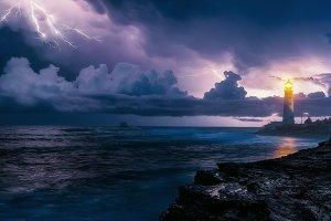 Crimea. Natural phenomena TIF