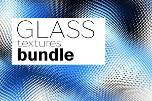35 glass trendy textures