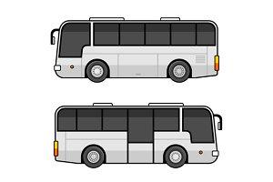 Bus Template Set