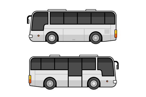 Bus Template Set