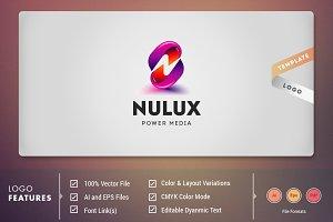 Nulux - Logo Template