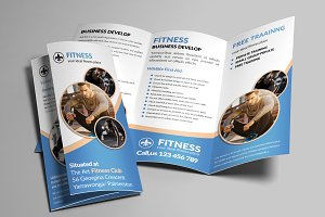 Fitness Trifold