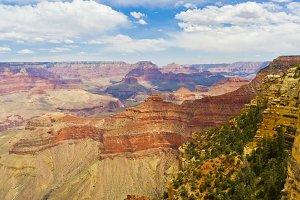 View of Grand Canyon, Arizona, USA