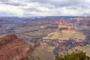 View of Grand Canyon, Arizona, USA