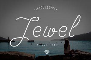 Jewel Font