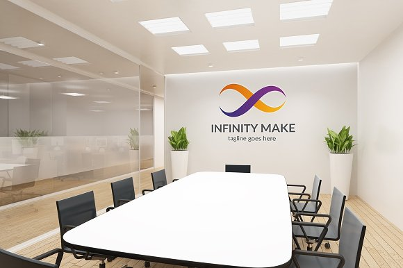 Infinity Make Logo in Logo Templates - product preview 2