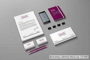 Branding / Identity Mock-Up