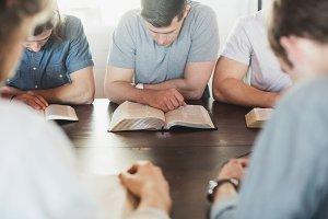 Guys Bible Study