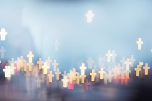Crosses in Abstract