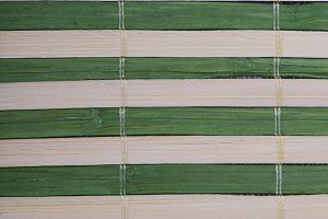 Background of horizontal brown and green lines