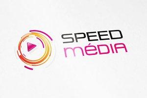 SpeedMedia logo