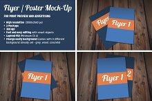 Flyer / Poster Mock-Up 01