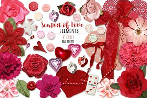 Season of Love Elements