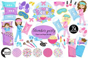 Slumber Party Mega Bundle AMB-1800