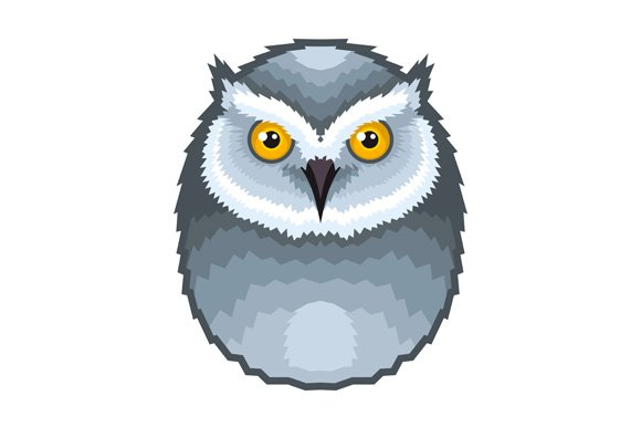 Owl Bird Icon