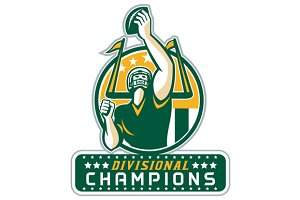 American Football Division Retro