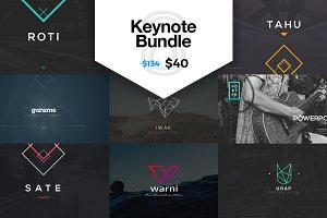 Keynote Bundle | SAVE 70%