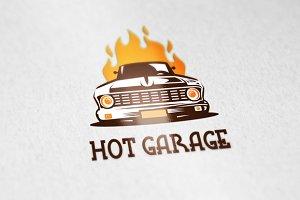 Fire Classic Car
