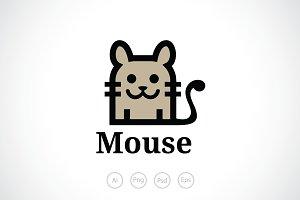 Good Mouse Logo Template