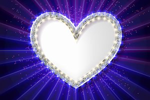 5 blue Valentines