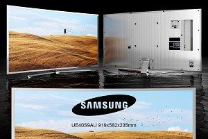 TV Samsung UE40S9AU