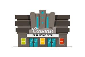 Modern Cinema Theater