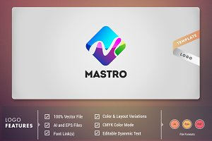 Mastro - Logo Template
