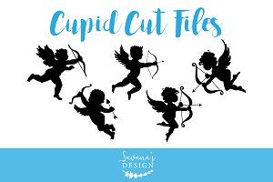 Cupid Cut Files SVG / EPS
