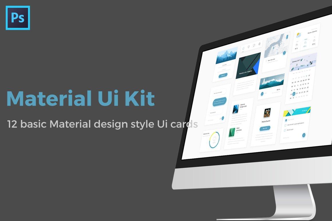 Material Ui Kit