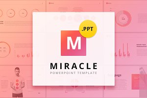 Miracle Modern PowerPoint Template