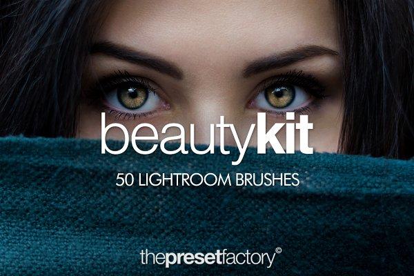 Beauty Kit - 50 Lightroom Brushes