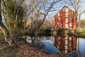 Reflections at the Mill