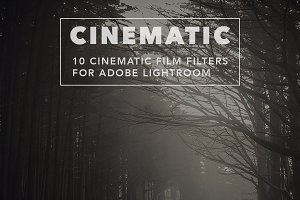 Cinematic Film - Lightroom Presets