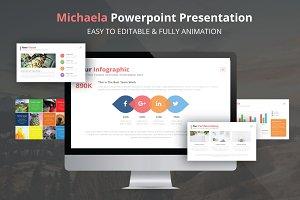 Michaela Powerpoint Presentation