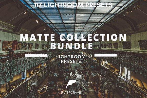 Matte Lightroom Presets Bundle