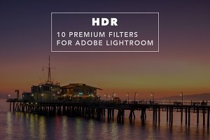HDR - Lightroom Presets