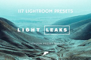 Light Leaks Lightroom Preset Bundle