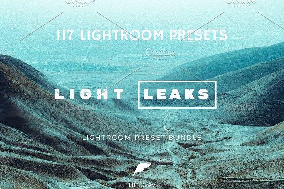 Light Leaks Lightroom Preset Bundle