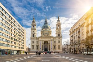 St. Stephen's Basilica is a Roman Catholic basilica in Budapest.