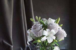 Flowers in vase 2