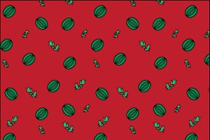 "Pattern ""Watermelon"""