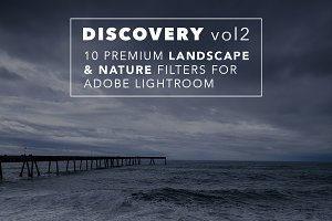 Discovery vol 2 - Lightroom Presets