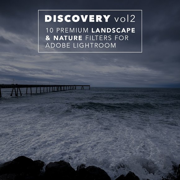 Discovery Vol 2 Lightroom Presets