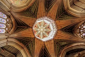 Architectural Ceiling detail